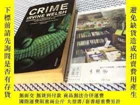 二手書博民逛書店英文原版罕見Crime : welcome to a world