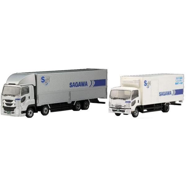 TOMYTEC 卡車收藏 佐川Express卡車_ TV31189