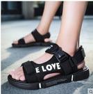 新款夏季涼鞋拖鞋男士室外