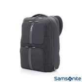 Samsonite 新秀麗GARDE 經典多功能對開式四段可擴充筆電後背包 15.6 (黑)
