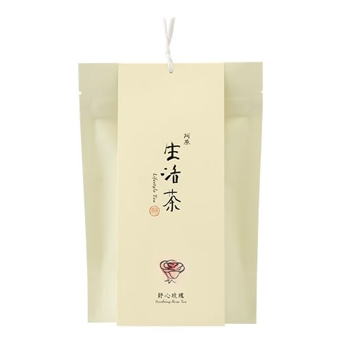 【阿原肥皂】生活茶-舒心玫瑰