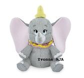 *Yvonne MJA*美國迪士尼限定正品 小飛象 燈芯絨 娃娃
