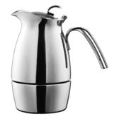 金時代書香咖啡  TIAMO 雲雀摩卡壺3杯 #512  HA2272