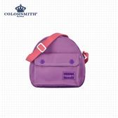【COLORSMITH】CE.輕巧側背包・CE1412-PU