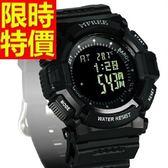 電子手錶-防水熱銷細緻運動腕錶58j18【時尚巴黎】