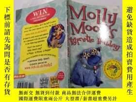 二手書博民逛書店Molly罕見Moons Hypnotic Holiday:莫莉·穆恩斯催眠假期.Y212829