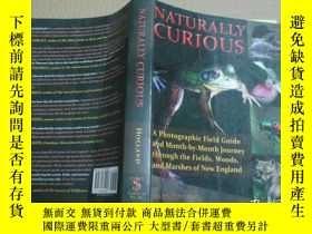 二手書博民逛書店Naturally罕見Curious《自然指南》Y19506 M