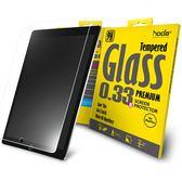 【漢博】hoda【iPad Pro 12.9吋】2.5D高透光滿版9H鋼化玻璃保護貼