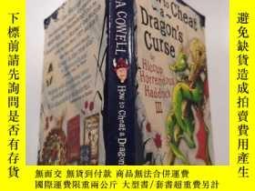二手書博民逛書店How罕見to cheat A dragon s curse :如何欺騙龍的詛咒.Y212829