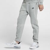 Nike 棉褲 NSW Tech Fleece Pants 灰 運動長褲 男款 【PUMP306】 928508-063
