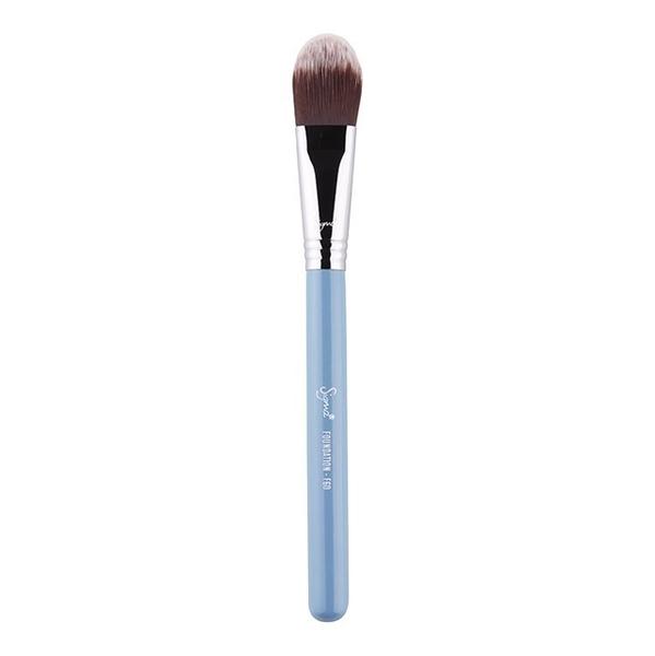 Sigma F60 - FOUNDATION BRUSH  (天藍色)【愛來客】美國Sigma官方授權經銷商 粉底刷 化妝刷