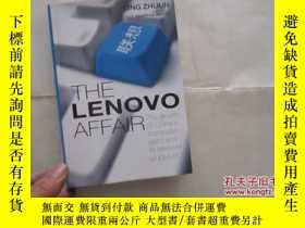 二手書博民逛書店the罕見lenovo affair--the growth o