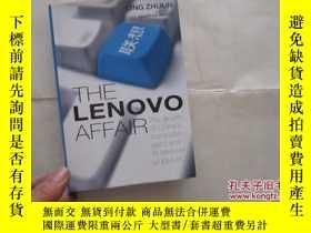 二手書博民逛書店the罕見lenovo affair--the growth o