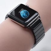 apple watch表帶蘋果手錶表帶2/3/iwatch4代不銹鋼運動38/40/42/44mm  遇見生活