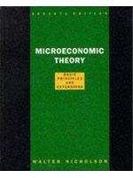 二手書博民逛書店 《Microeconomic theory : basic principles and extensions》 R2Y ISBN:0030244749│NICHOLSON