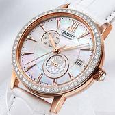【時間光廊】ORIENT 東方錶 璀璨星辰 藍寶石鏡面 機械錶 原廠公司貨 RA-AK0004A