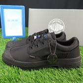 【iSport愛運動】Palladium PAMPA OX PUDDLE LTWP 防潑水低統靴 76116001 男女款 黑