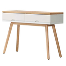 【森可家居】伊森書桌 9JX35-8 鏡台下座 無印北歐風 鄉村風 MIT 台灣製造