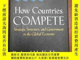 二手書博民逛書店How罕見Countries CompeteY260606 Ri