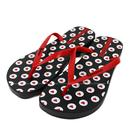 [1111 活動](B3) IPANEMA 女鞋 時尚拖鞋 夾腳拖鞋 天然 環保 巴西原裝 IP2586823168 黑愛心 [陽光樂活]