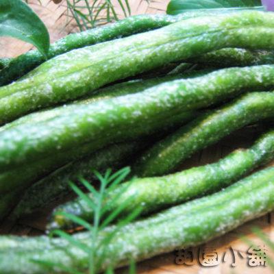 敏豆脆條/四季豆 隨身包 60g 蔬果餅乾 乾燥蔬果 素食 【甜園】