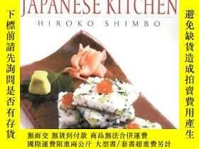 二手書博民逛書店The罕見Japanese KitchenY256260 Shimbo, Hiroko  Prato, Rod