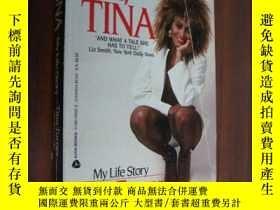 二手書博民逛書店I,Tina:My罕見Life Story