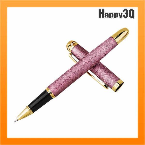 鋼筆禮盒免費刻字水鑽刻字送學生送孩子禮物成人禮-粉/紫/銀/黑【AAA2558】預購