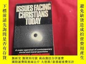 二手書博民逛書店ISSUES罕見FACING CHRISTIANS TODAYY179070 JOHN STOTT JOHN