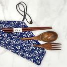 【鮮食優多】天然木質餐具組(3入組)