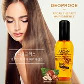 韓國 Deoproce 摩洛哥護髮堅果油 80ml【櫻桃飾品】【28299】