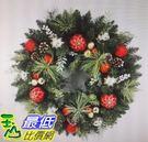 [COSCO代購] W1456851 30 吋聖誕裝飾花環