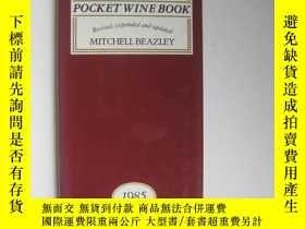 二手書博民逛書店HUGH罕見JOHNSON S POCKET WINE BOOKY12014 MITCHELL BEAZLEY