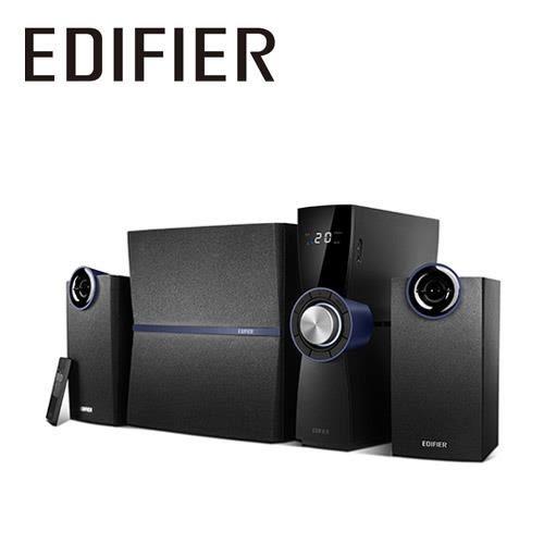 【電玩電影款】Edifier 漫步者 C2V 2.1聲道 3件式 多媒體喇叭
