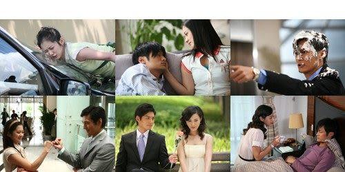 開朗少女求婚記(純白之戀) ∞DVD ( 張娜拉/余文樂/楊雪/嚴寬 )
