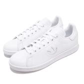 adidas 休閒鞋 Stan Smith 白 全白 小白鞋 皮革 基本款 小logo 百搭款 男鞋 女鞋【PUMP306】 BD7451