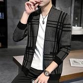 針織開衫修身毛衣外穿薄款休閒外套