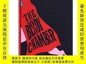 二手書博民逛書店安吉拉·卡特罕見染血之室與其他故事 英文原版 The Bloody Chamber And Other Stori