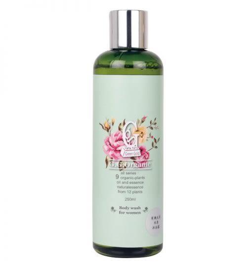 【綠色黃金】有機元素-水皂沐浴露(250ml) 歐盟有機認證零防腐劑 敏感肌適用