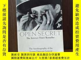 二手書博民逛書店Open罕見Secret: The Autobiography of the Former Director-Ge