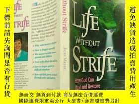 二手書博民逛書店Life罕見Without StrifeY7951 Joyce