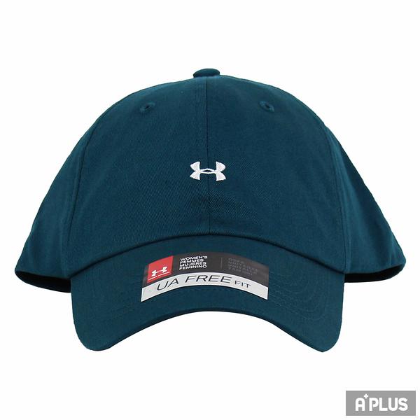 Under Armour  FAVORITE圖案訓練球帽 深藍  運動帽- 1306295716