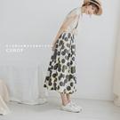 高質感日系波點可拆吊帶裙 單色-小C館日系