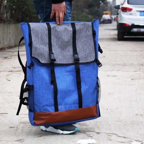畫袋4K防水加厚 雙肩 多功能畫板袋手提寫生畫包素描畫板袋雙肩背