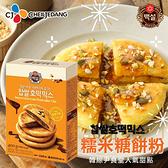 韓國 CJ 糯米糖餅粉 400g 花生 黑糖餅 肉桂 韓國糖餅 黑糖餅 糖餅 煎餅粉 尹食堂 預拌粉 麵粉