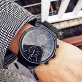 Kenneth Cole國際品牌紳士品味日曆腕錶KC50585007公司貨