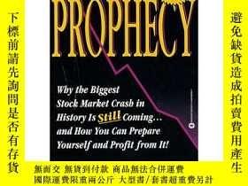 二手書博民逛書店罕見Prophecy富爸爸的預言(英文版)Y21714 Robe