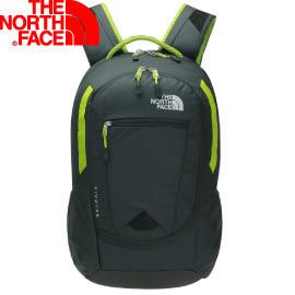 【The North Face 27L 15吋電腦背包 雲杉綠/燈籠綠】 NF00CHJ8/電腦包/後背包★滿額送