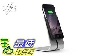 [106美國直購] XVIDA 桌上用無線充電組-銀(iPhone 7) Charging Office Kit