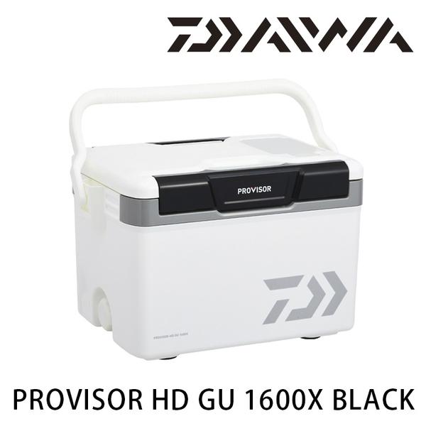 漁拓釣具 DAIWA PROVISOR HD GU 1600X [硬式冰箱]
